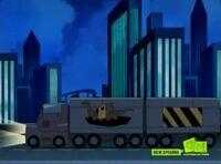 TFA Sludge Symbol on truck