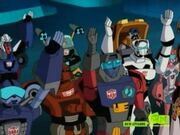TFA DA other autobots