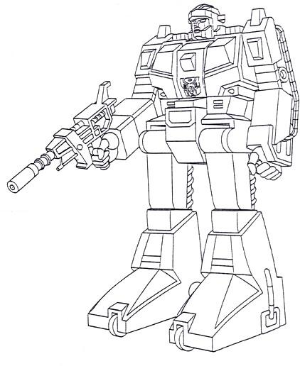 Image Twintwistcharactersheet Jpg Teletraan I The Rescue Bot Coloring Pages