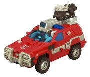 Movie Inferno vehicle