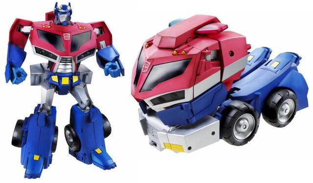 File:TFAnimated RolloutCommand OptimusPrime toy.jpg