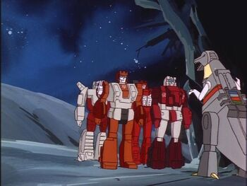 Grimlock's New Brain Grimlock Technobots