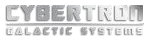 Cybertron galactic systems logo