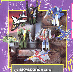 Skyscorchers