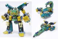 Superlink MegaZarak toy