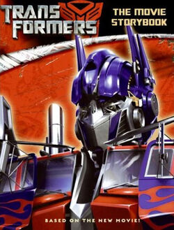 Tf moviestorybook 2007