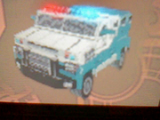 Mega vehicle mode