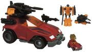 G1 Gunrunner toy