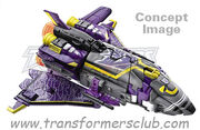 Spacewarp shuttle
