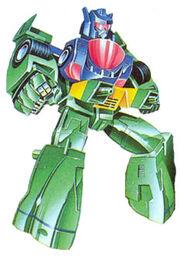 G1 Deluge Autobot cardart