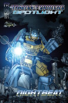 Spotlight Nightbeat a