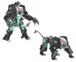Nemesis breaker toy