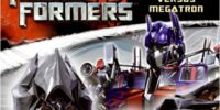 Optimus Prime Versus Megatron
