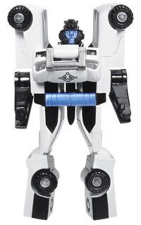 Universe flatfoot robot