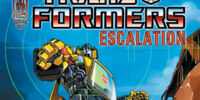 Escalation issue 1