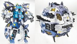 Cybertron Primus toy