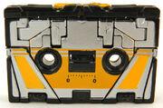 Buzzsaw Cassette 01