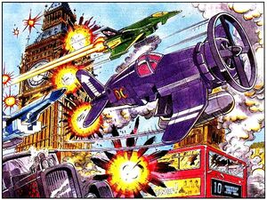 London war without end uk