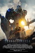 Transformers 4 Poster Vietnamese