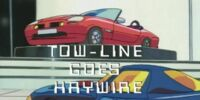 Tow-Line Goes Haywire