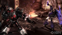 Wfc-ratchet&brute-game-battle