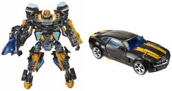 Movie Deluxe StealthBumblebee toy
