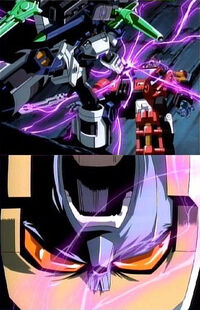Energon InfernoImprisoned torture