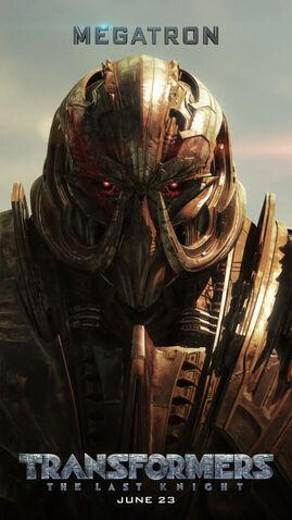 File:Transformers 5 Megatron Poster.jpg