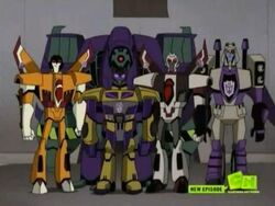 TFA Decepticon Air Baddies