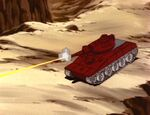 G1 DinobotIslandPt2 Warpath tank