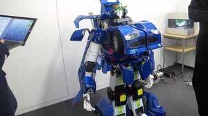 J-deite 開発者インタビュー:「No Transform, No Robot」中二から始まった変形合体ロボの道