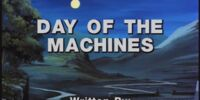 Day of the Machines