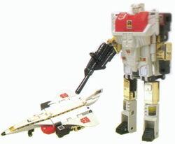 G1 Silverbolt toy
