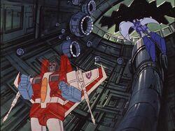 GhostMachine Starscream Scourge Unicron
