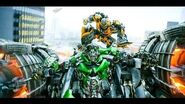 Transformers 4 Age of Extinction - Lockdown Ship Escaping 2 HD