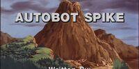 Autobot Spike