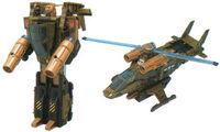 MachineWars Sandstorm toy