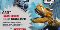 Feed Grimlock