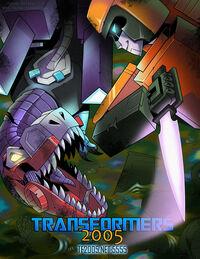 Transformers 2k5 sandysnap