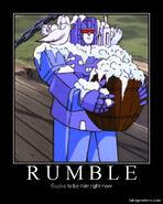 Rumble sucks