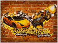 Sunstreaker grafitti collage by frenzi99-d2xn7li