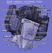 SUNSTREAKER HEAD SCAN by neurowing