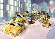 Sunstreaker to lamborghini by raydzl-d5rpuoy