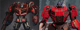 Transformers-foc optimus