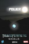 Transformers SHIELD - Power