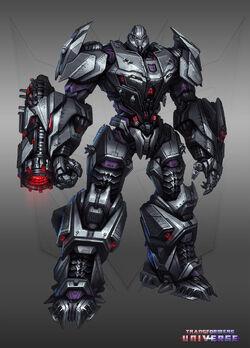 Megatron 2hewlr7