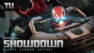Autobot Showdown - Transformers Universe Game