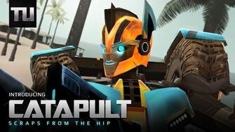 Autobot Catapult -- Transformers Universe Game