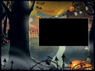 Login screen - Halloween 2015
