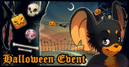 Halloween 2014 - Annonce facebook